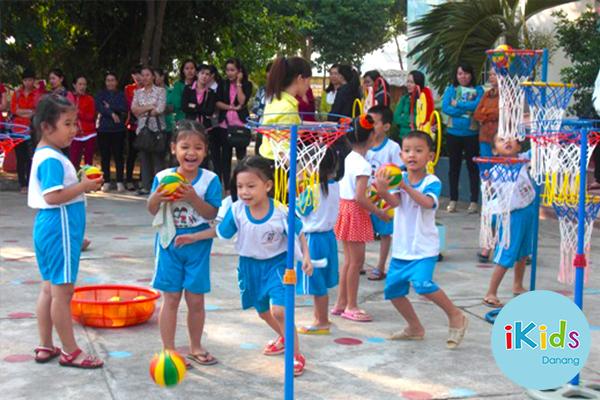 học bóng rổ tại đà nẵng