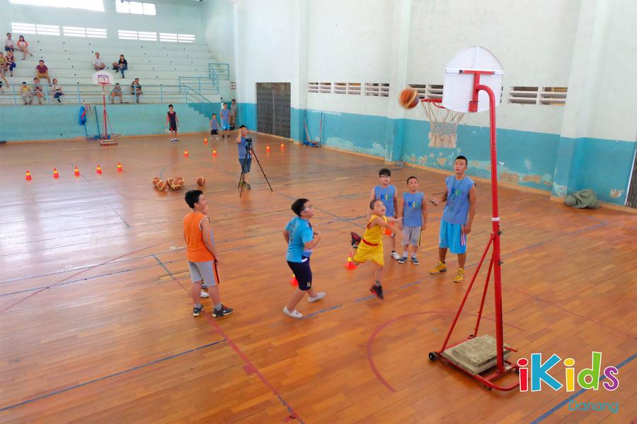 bóng rổ đà nẵng