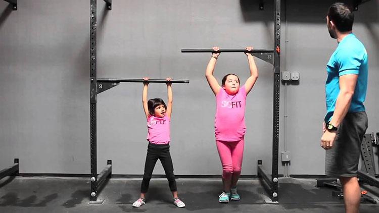 Môn thể thao nào giúp tăng chiều cao nhanh nhất