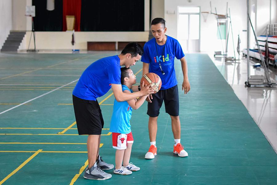 Môn thể thao nào phù hợp với trẻ từ 6-14 tuổi?