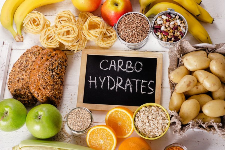 Thực phẩm giàu carbo hydrates cho người chơi thể thao