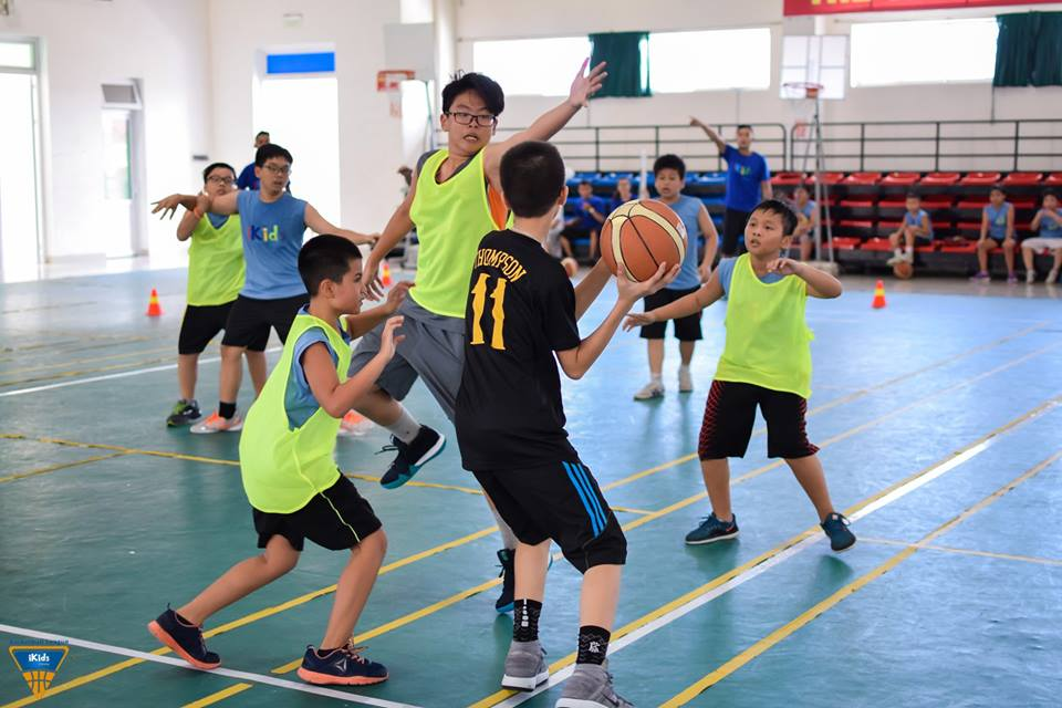 5 'Bí Kíp' để teen trở thành cao thủ trong môn bóng rổ