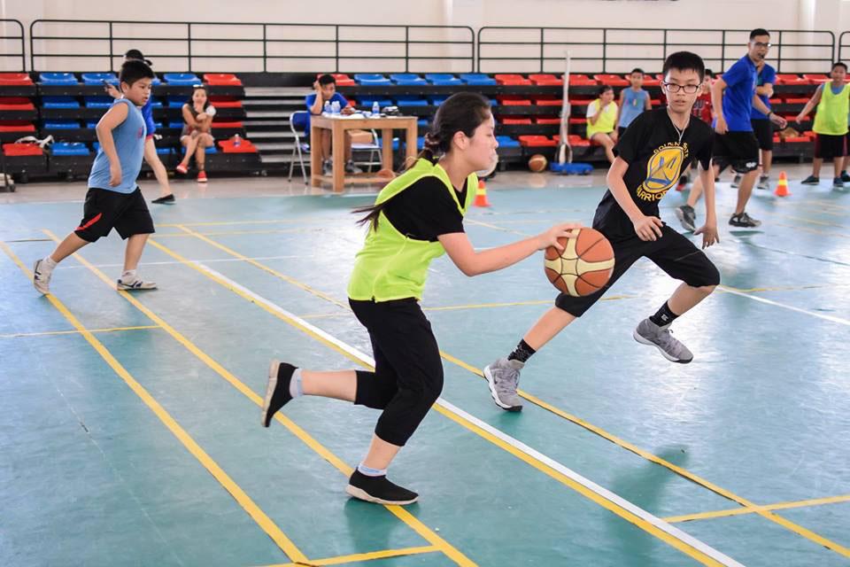 5 'bí kíp' để teen trở thành cao thủ bóng rổ